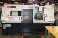 New CNC Turning Center